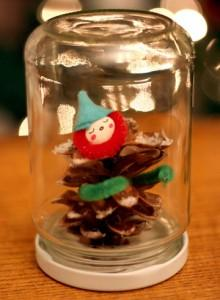 Jolly Elf in a Jam Jar Tutorial