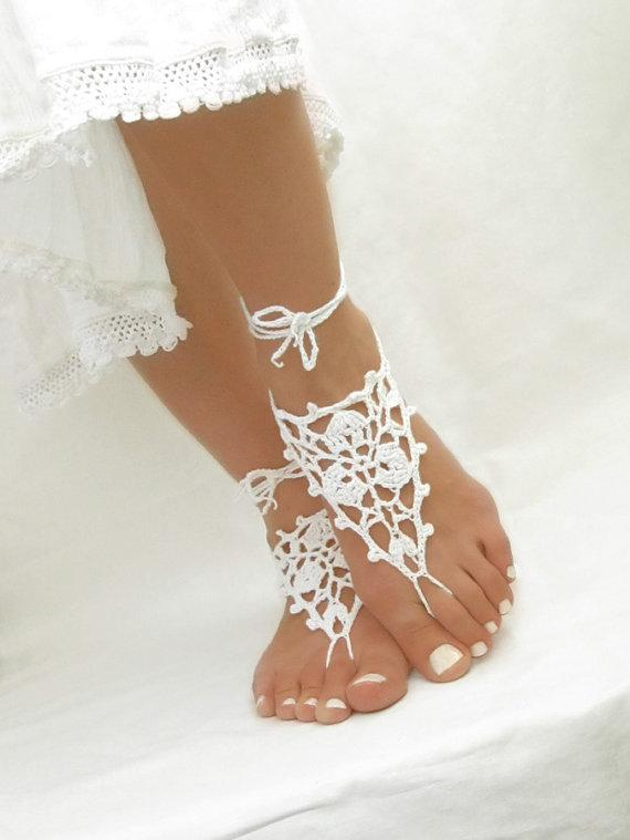 Barefoot Sandals A Perfect Bridal Or Bridesmaids Gift