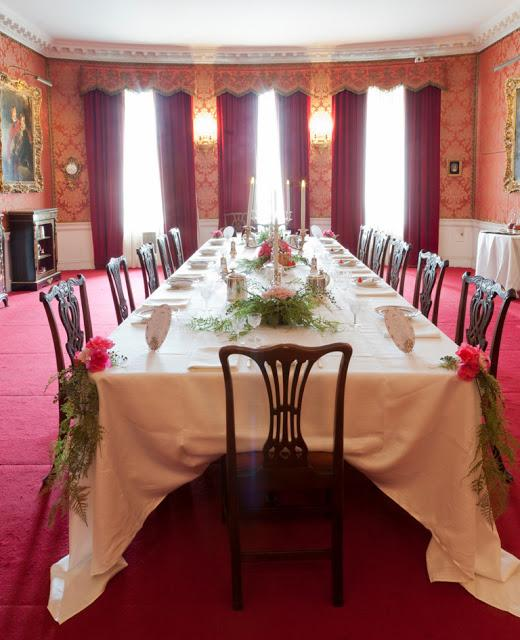 Dining with Edward VII at Polesden Lacey
