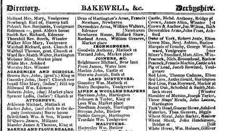 Some Early Bakewell Pudding Recipes