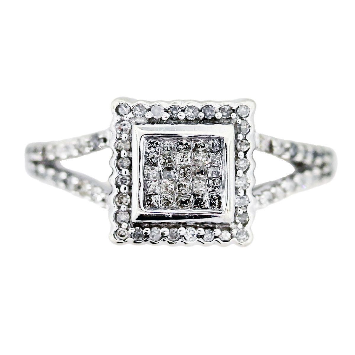 diamond rings under 1000 gallery affordable engagement - Wedding Rings Under 1000
