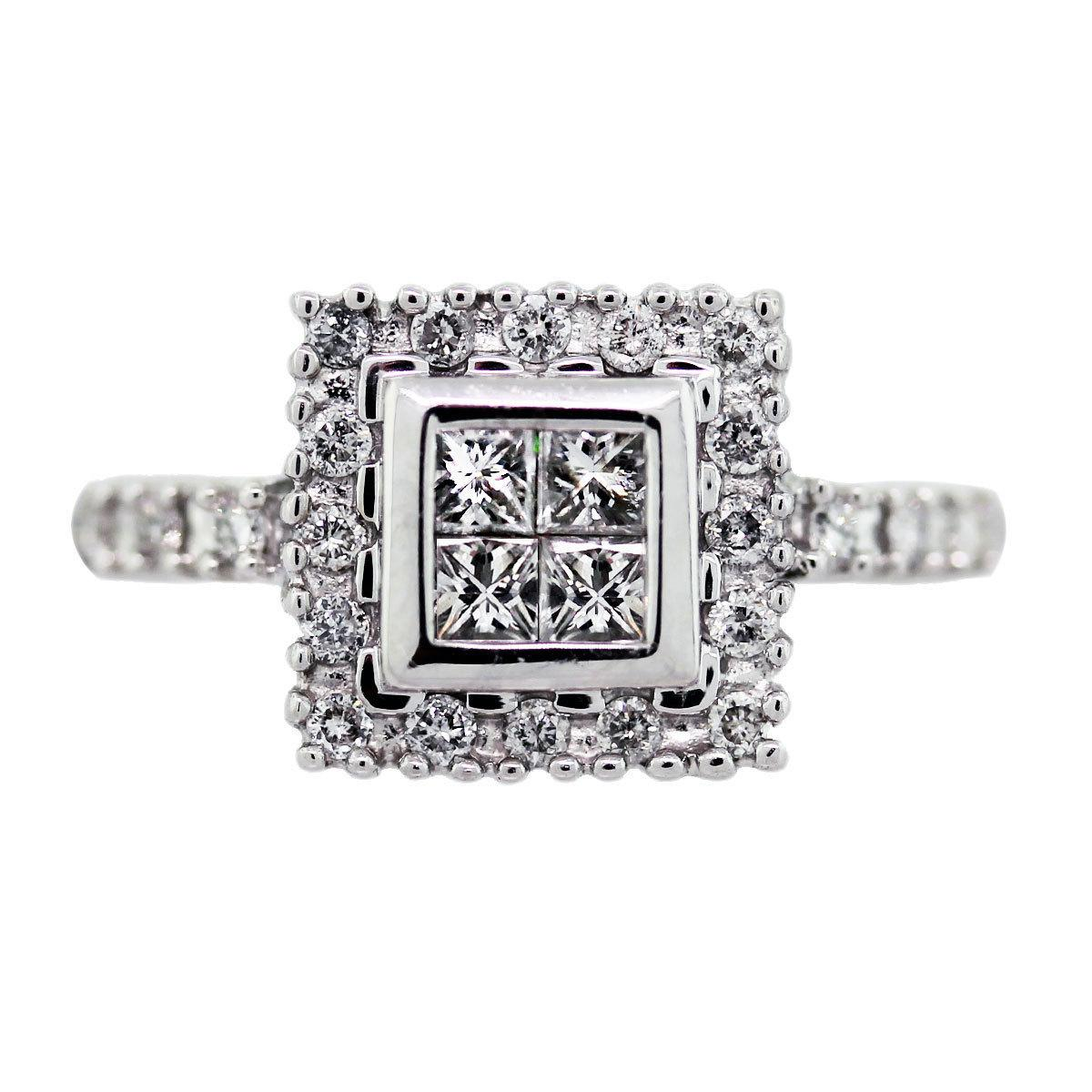 princess cut engagement ring under 1000, engagement ring princess cut