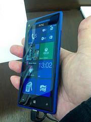 HTC 8X (Windows Phone 8)