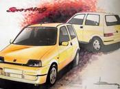Fiat Cinquecento Sporting Luciano Bove