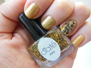 Ciaté Mini Mani Month Revealed: 12 December & Sort-Of Swatch of Day 11!!!