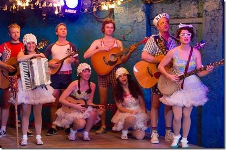 Review: The Pirates of Penzance (The Hypocrites)