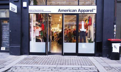 Advertising Standards Authority of UK Bans American Apparel Ads