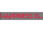 Finding Happiness…