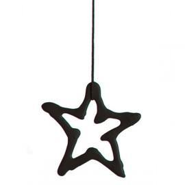 It's a black and white Xmas: stars