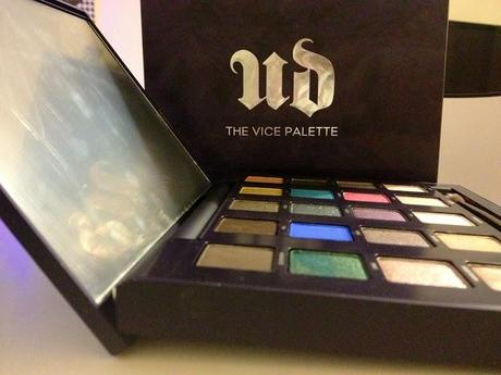 *New* Urban Decay 'The Vice Palette'