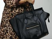 Want Christmas Céline Mini-luggage Black