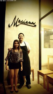 TingTing's 21st Birthday at Marianos, Iligan