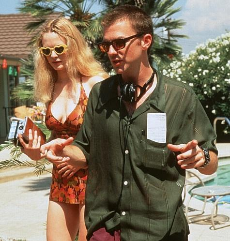 BN_3 PT Anderson on the set of Boogie Nights in 1996.