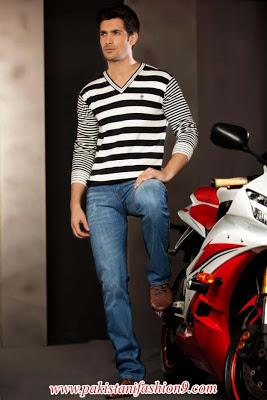 Firdous Winter Fashion Dresses Collection For Men 2012-13