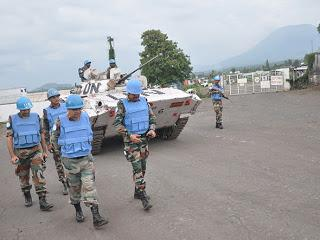 Standoff betweem MONUSCO and M23 at Goma airport over FARDC weapons & ammo