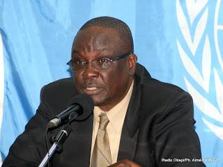 MONUSCO Spokesman Madnodje Mounoubai: DRC Not Under Arms Embargo