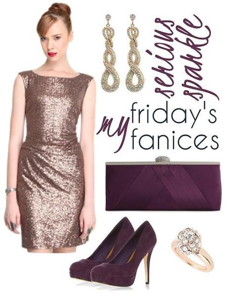 friday's fancies : serious sparkle.