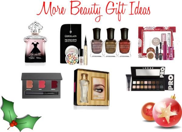 Even More Beauty Gift Ideas - Paperblog