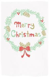 falala christmas wreath card300
