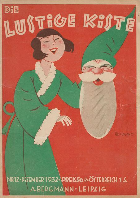 artdecoxmasChristmas Time in the 1920s & 30s