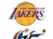 L.A. Lakers Washington Wizards