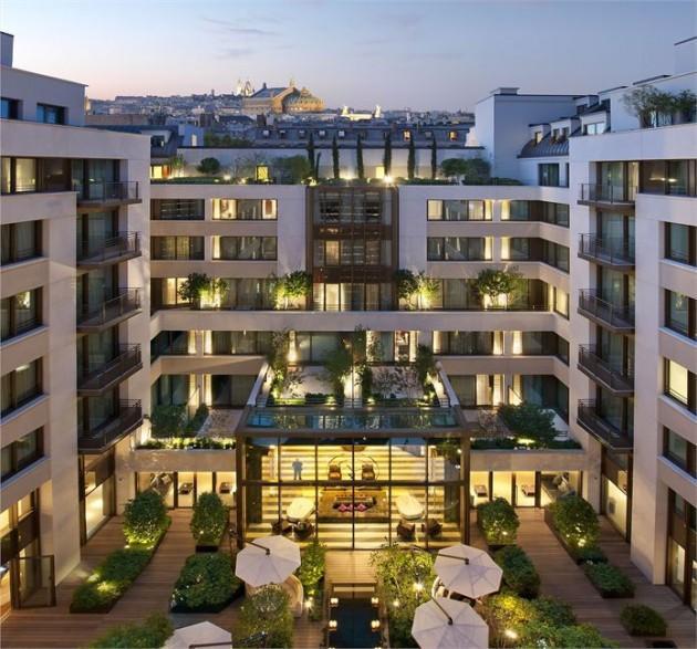 The World Of Designers Hotels 119 Mandarin Oriental Paris