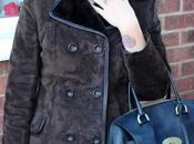 Brown Suede Coat