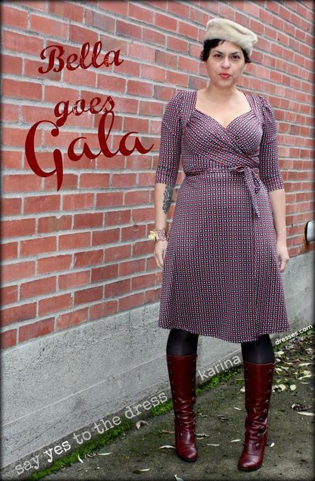 Bella Goes Gala