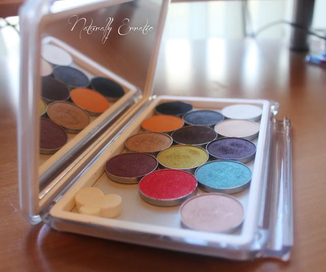 Review Unii Cosmetics Makeup Palette