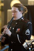 Clarinet On Memorial Day