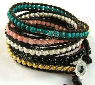 make a Chan Luu Bracelets - hot handmade bracelet in 2012