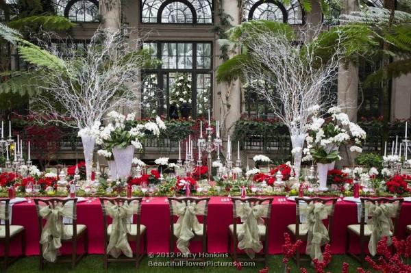 Christmas At Longwood Gardens Exhibition Hall Paperblog