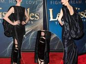 Anne Hathaway Channels Gothic Lady York Premier Miserable