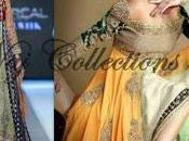 Mehndi Collections Celebration Dresses 2012
