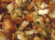 Sausage, Apple Cranberry Stuffing Dressing