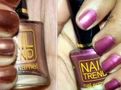 Nail Paint Review Swatches Trend Paints Reliance