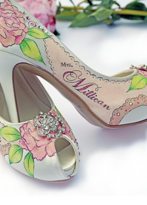 Le Soulier Wedding Shoes Uk 5