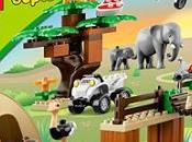 LEGO DUPLO Photo Safari Review