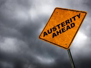 Austerity is not the way forward