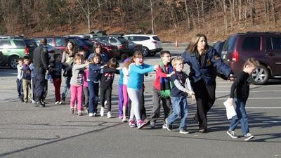 Multiple Deaths (28)  At Sandy Hook School Shooting In Newtown CT - Liberals Already Politicizing Deaths