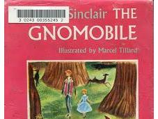 Upton Sinclair: Gnomobile Illustrated Marcel Tillard