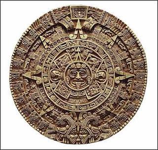 Mayan Calendar - DIY