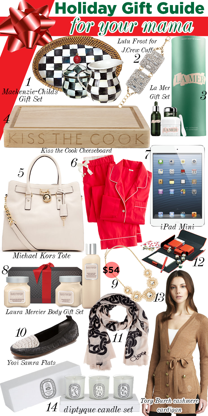 Holiday Gift Guide For Mom Paperblog