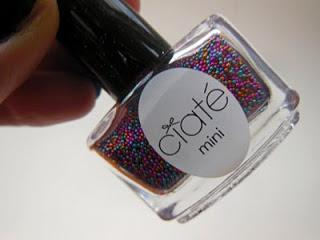Ciaté Mini Mani Month Revealed: 18 December & Swatch of Day 17!!!