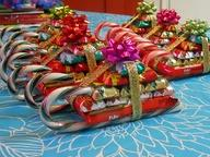Candy Sleighs...Amazing!!