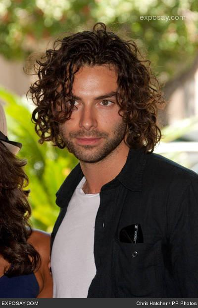 AIDAN TURNER AND ROBERT SHEEHAN, YOUNG TALENTS FROM THE EMERALD ISLE