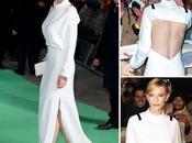 Cate Blanchett Resplendently White Givenchy Gown Hobbit Premiere