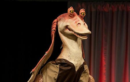 The Life And Times Of Jar Jar Binks