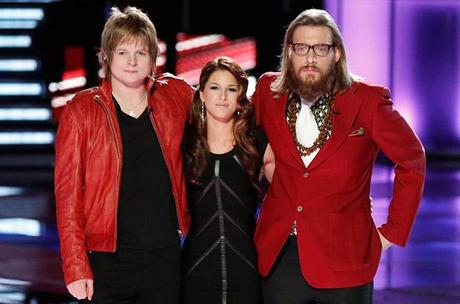 And the Winner of the Voice is...