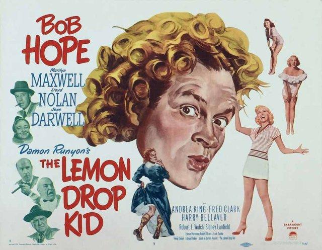 Lemon Drop Kid Poster